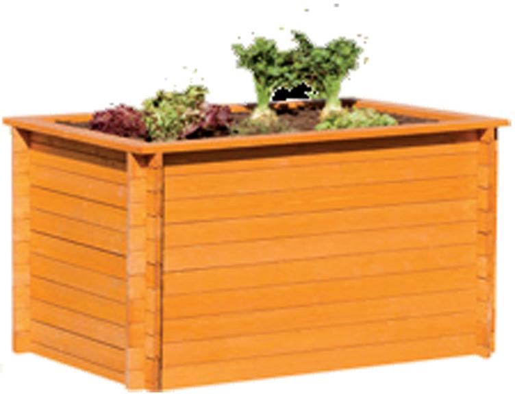 hochbeet classic l bausatz holz pflanzen versand f r die. Black Bedroom Furniture Sets. Home Design Ideas